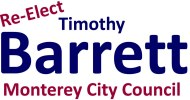 Re-Elect Timothy Barrett